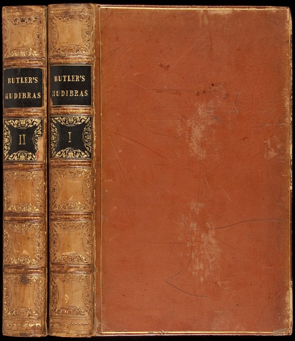 23: Butler's Hudibras Extra-illustrated 1835