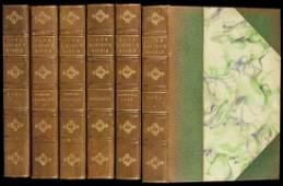 70 The Novels of Jane Austen 10 vols finely bound