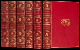 87 New Century Shakespeare 190001 finely bound
