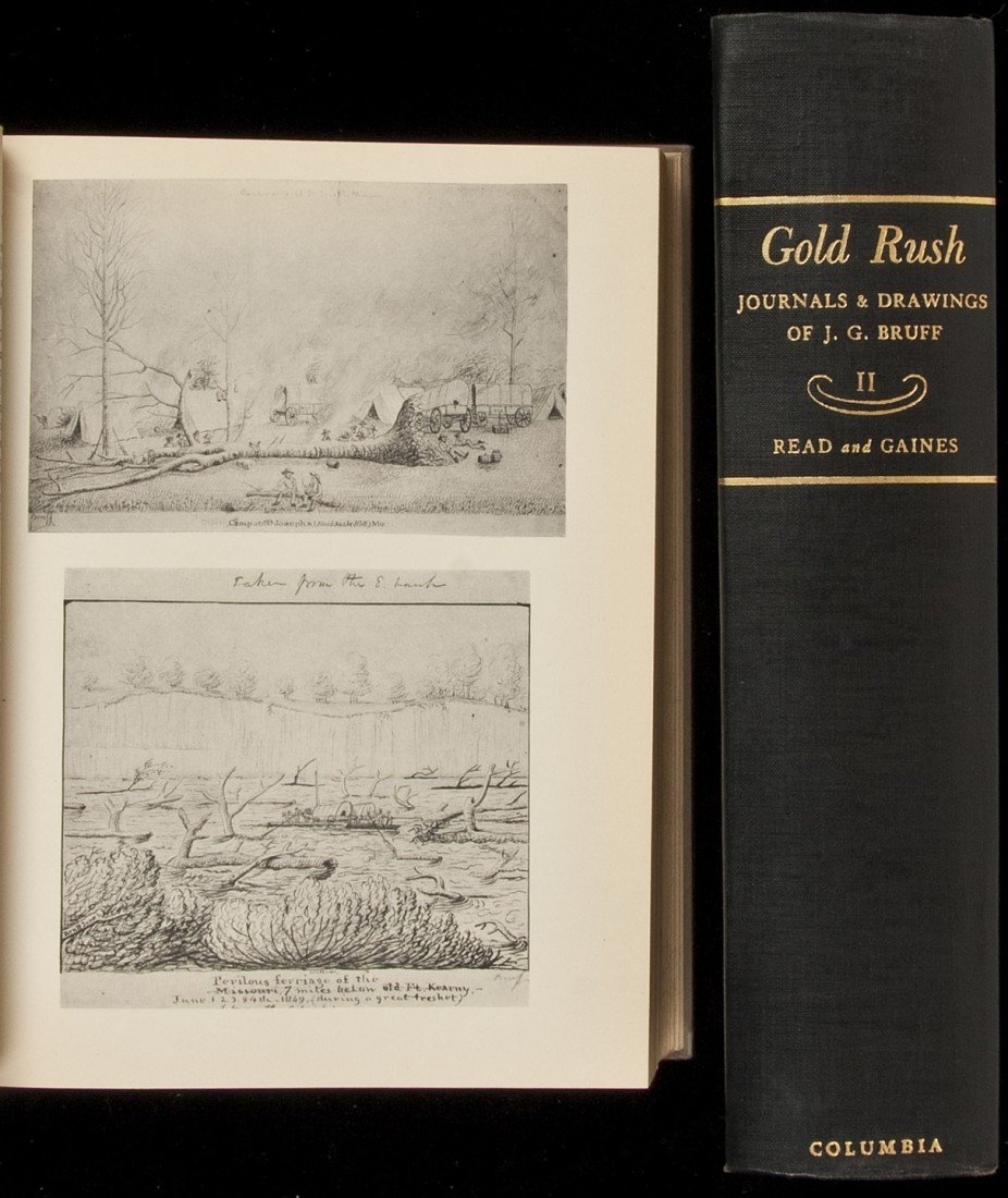 19: Gold Rush the Journals 2 vols 1944