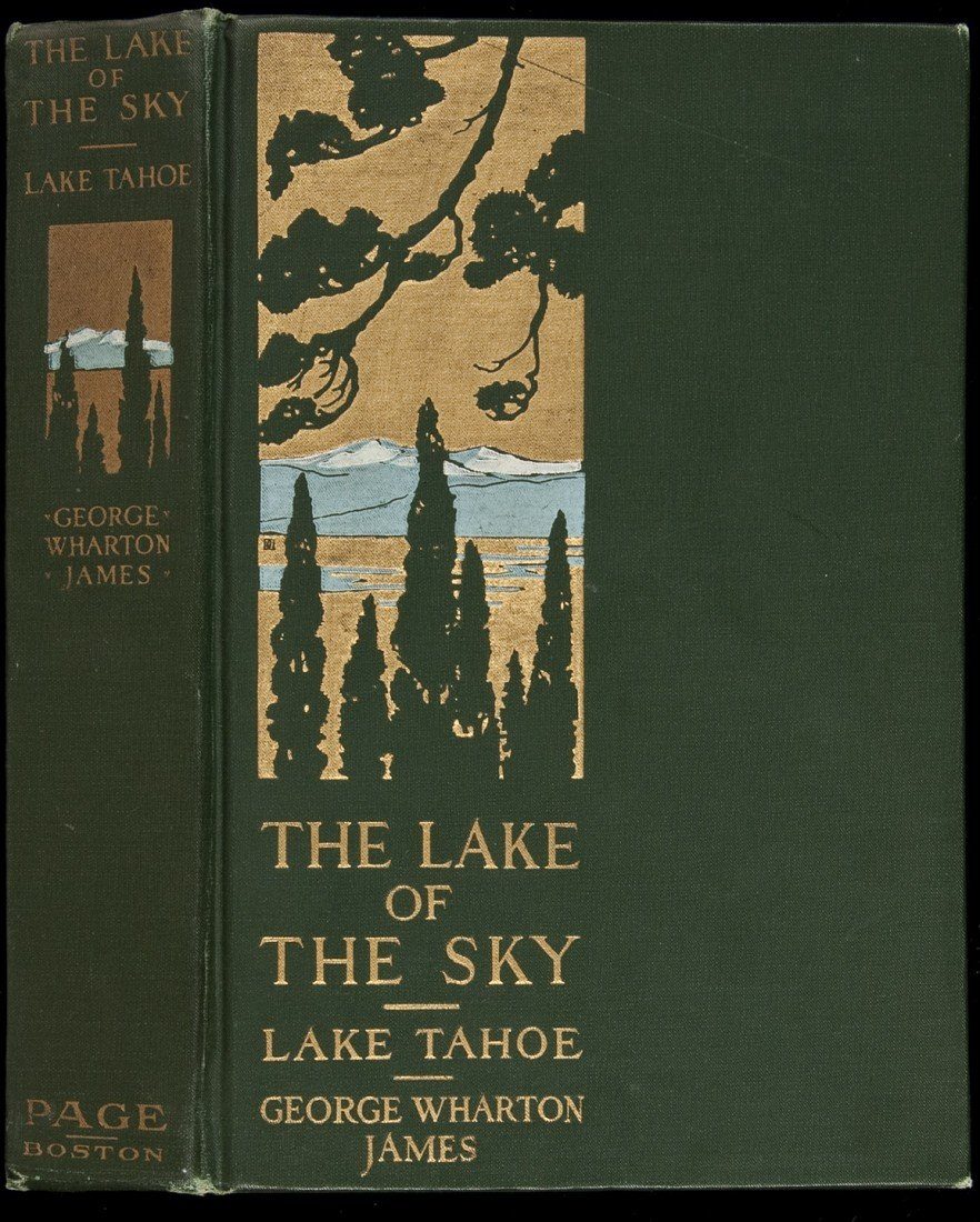 106: Lake of the Sky L.C. Page edition 1915