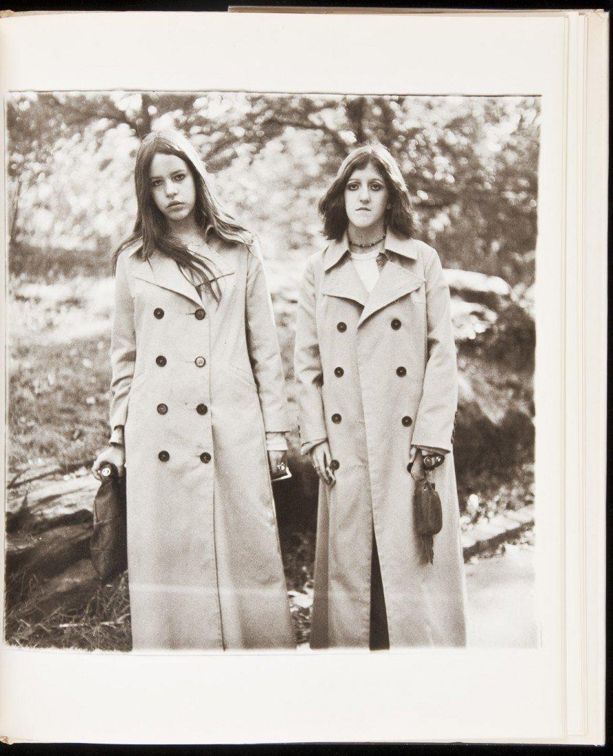 8: Diane Arbus w/suppressed photograph 1972