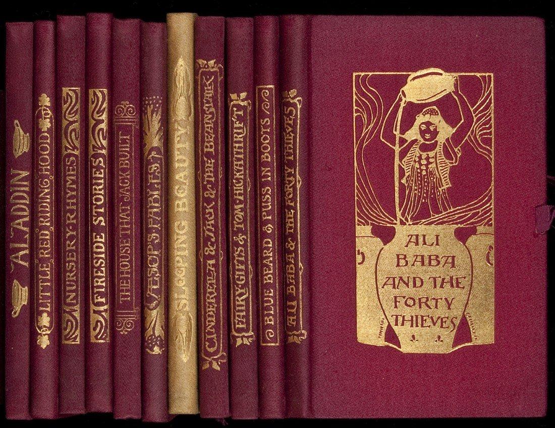 17: 11 children's books in the Banbury Cross series