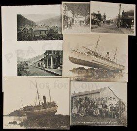 3: Collection of photographs of Alaska