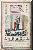 188 Clipper Ship Card for Aspasia by Nesbitt