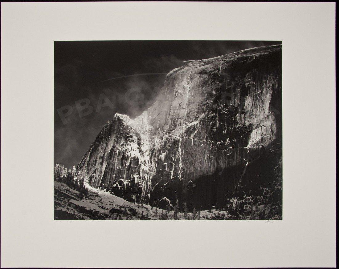 Ansel Adams Portfolio VII with 11 silver prints