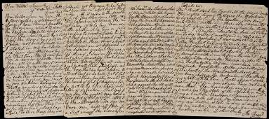 7: ALs from an ex-Kentucky slave in Liberia