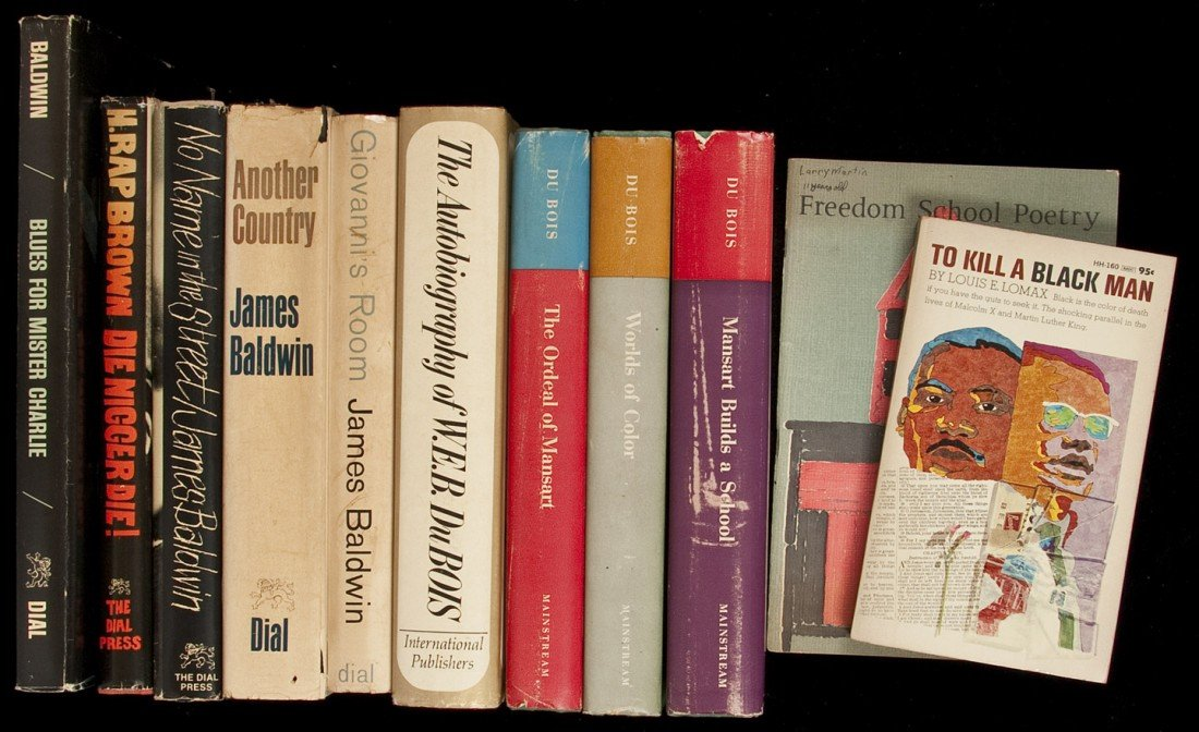 2: Collection African-American history and literatur