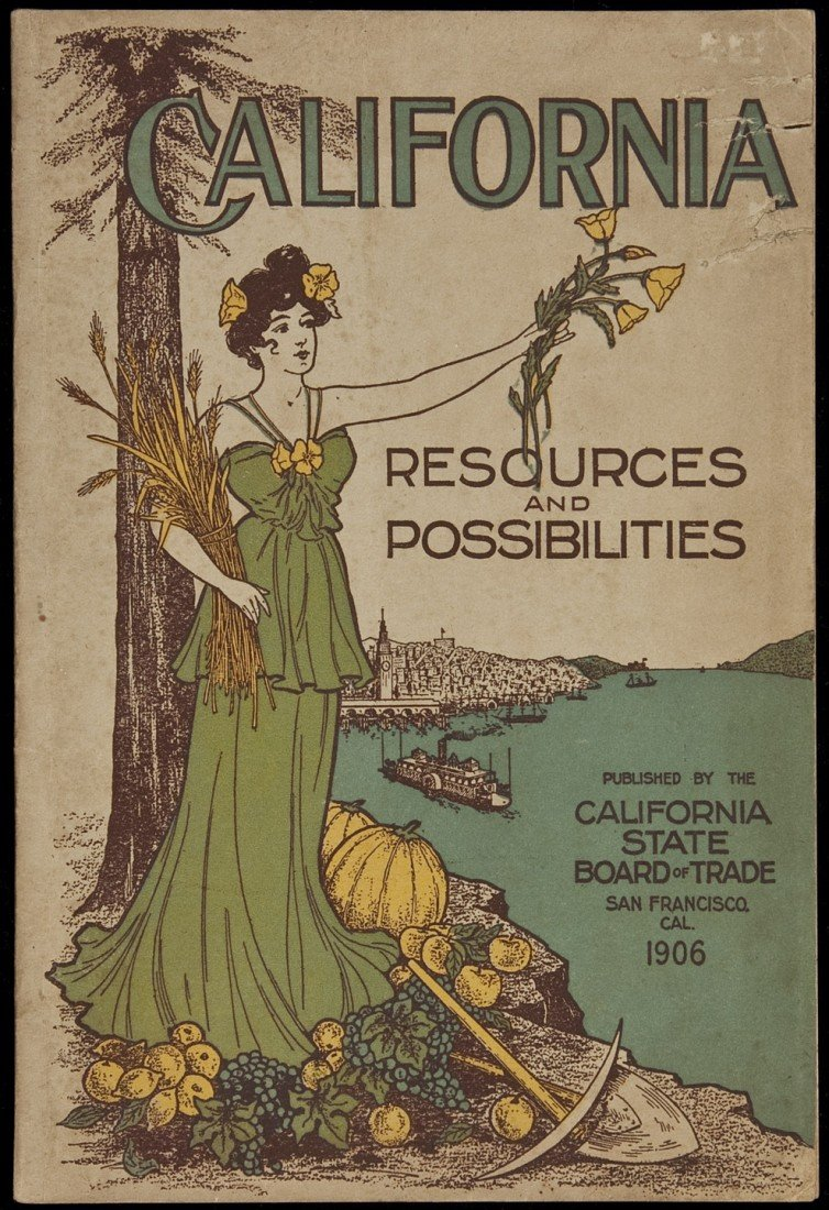 12: California, her resources and possibilities