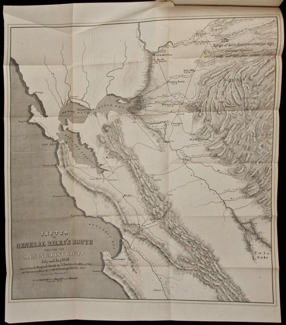 17: Zachary Taylor - California and New Mexico 1850