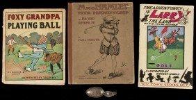 Three Volumes Of Golf Humor