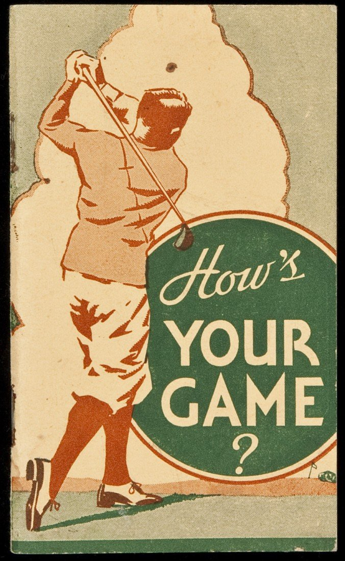 134: How's Your Game? by Willie Lamb 1935