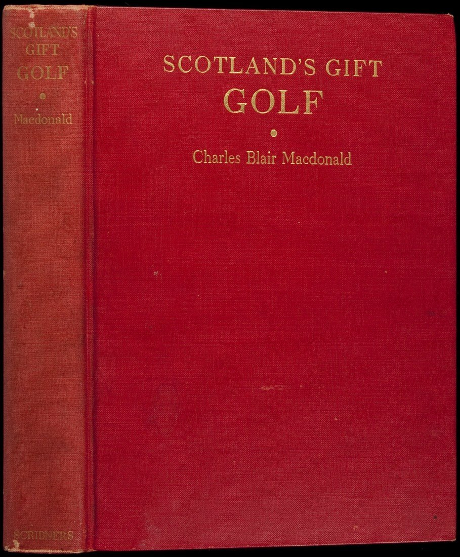 143: Scotland's Gift: Golf 1928 1st trade edition