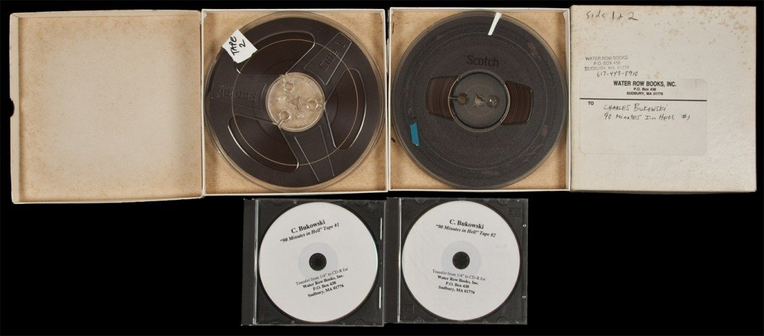 """7: Original recordings of """"90 Minutes in Hell"""""""