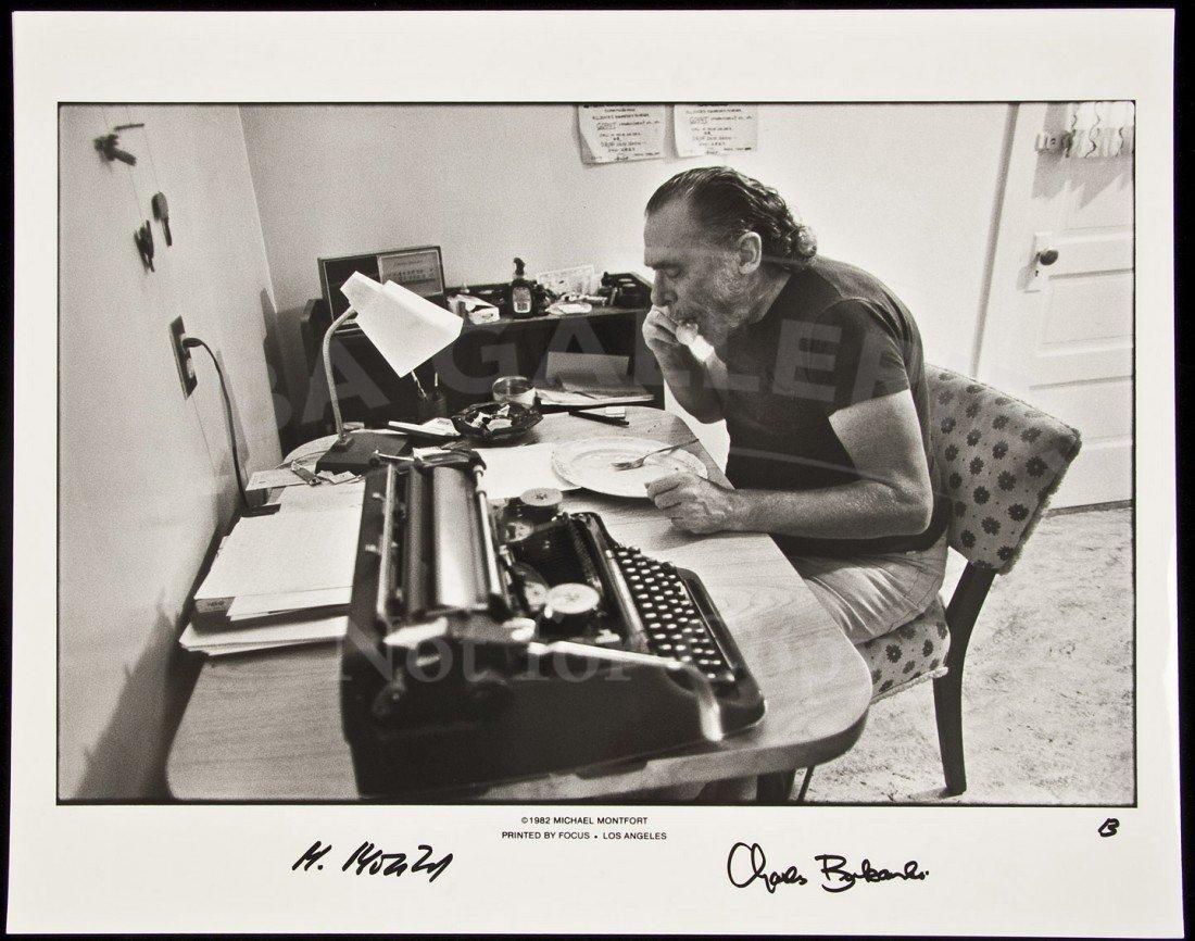 14: Charles Bukowski Carlton Way Suite folio