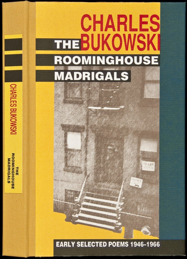 30: Bukowski Roominghouse Madrigals signed limited