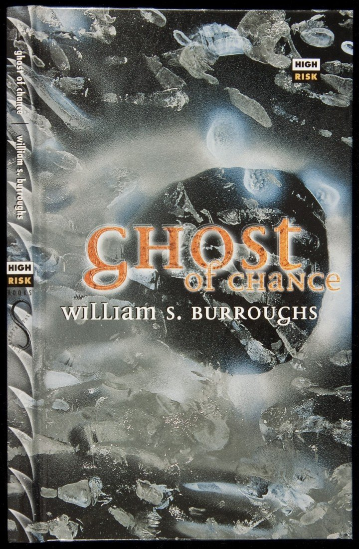 41: William S. Burroughs Ghost of Chance 1 of 125