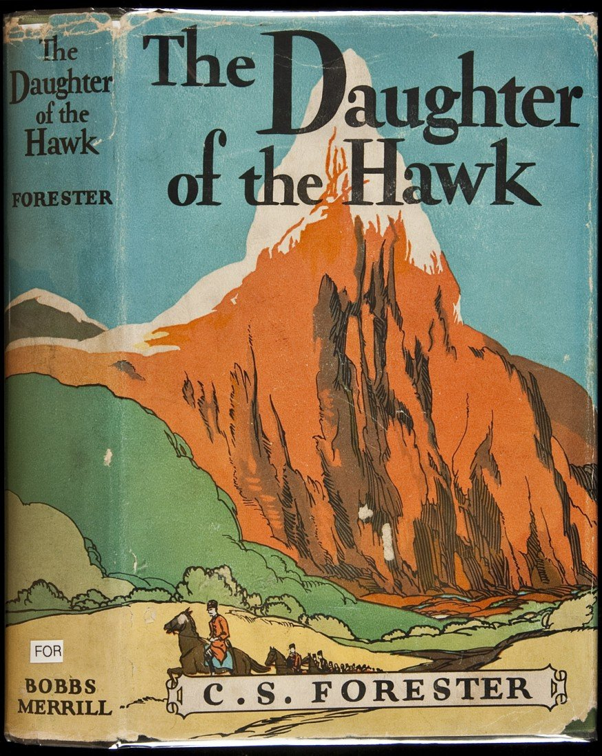 82: C.S. Forester The Daughter of the Hawk