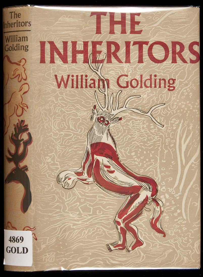 88: William Golding The Inheritors 1st Edition