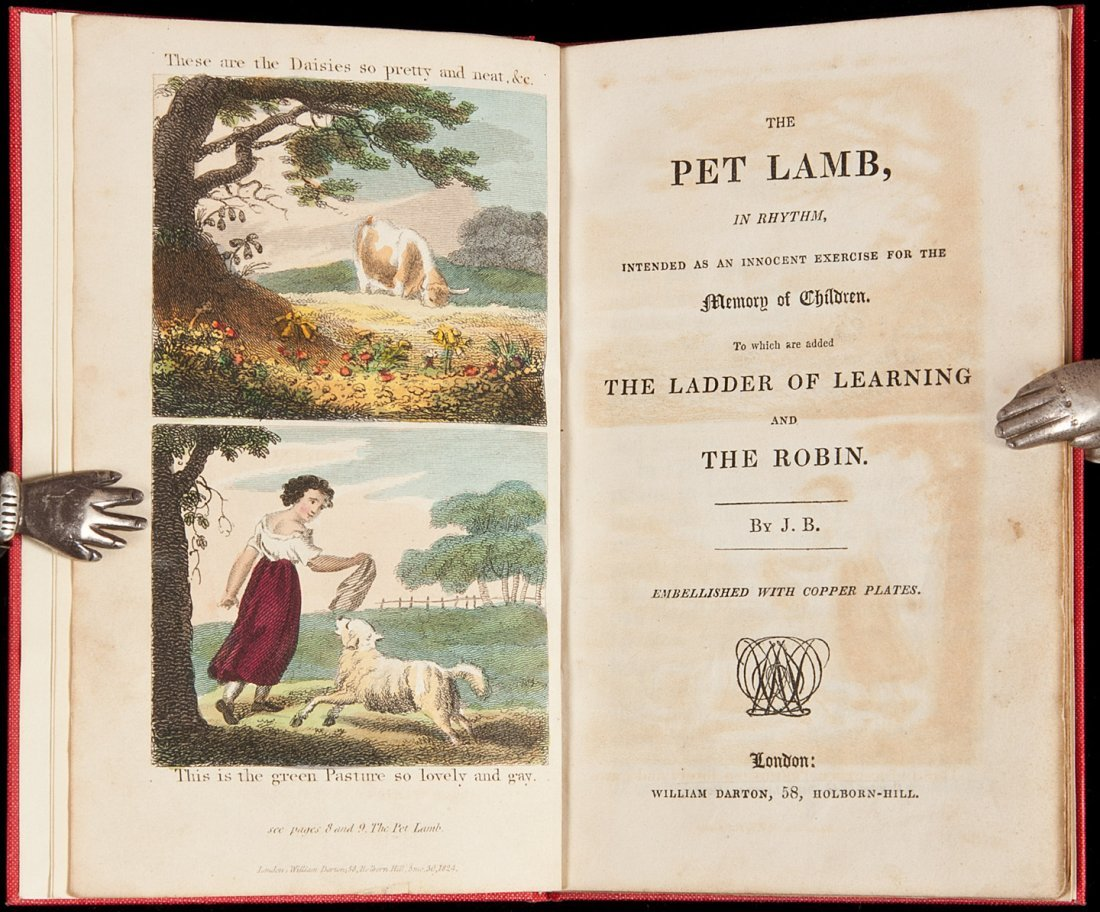 13: The Pet Lamb, in Rhythm c.1824