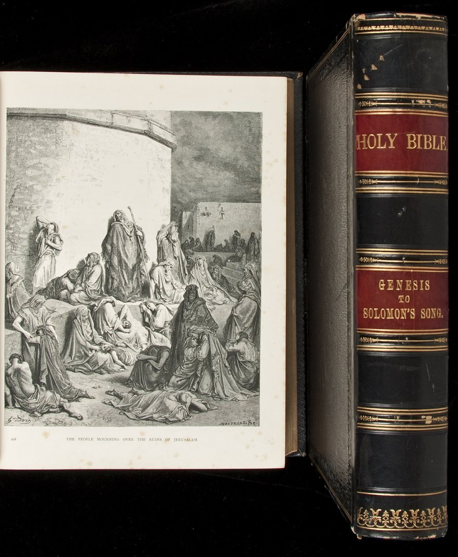 19: The Bible with illustrations by Gustave Dore