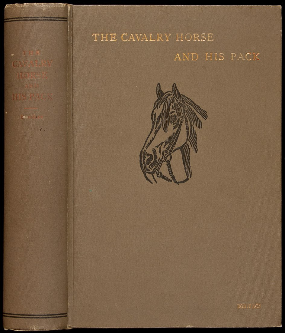 17: Boniface's The Cavalry Horse and His Pack 1903