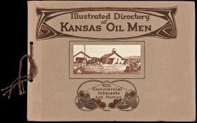Illustrated Directory Of Kansas Oil Men