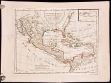 235 New Spain New Mexico  Caribbean 1795