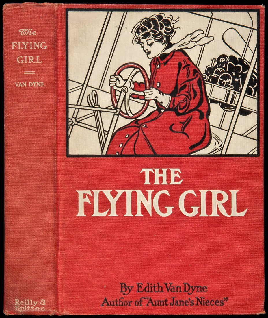 14: The Flying Girl by L. Frank Baum
