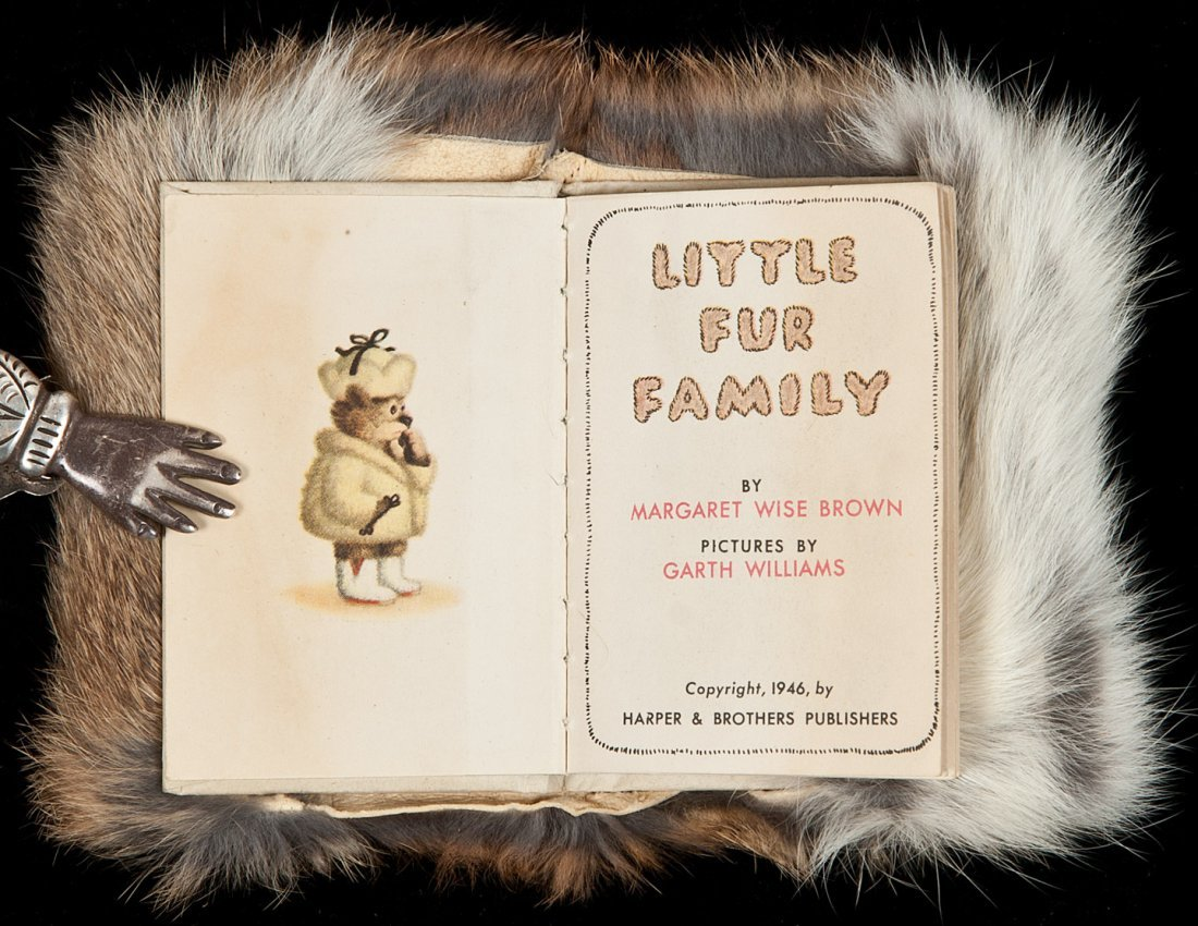 22: Margaret Wise Brown Little Fur Family