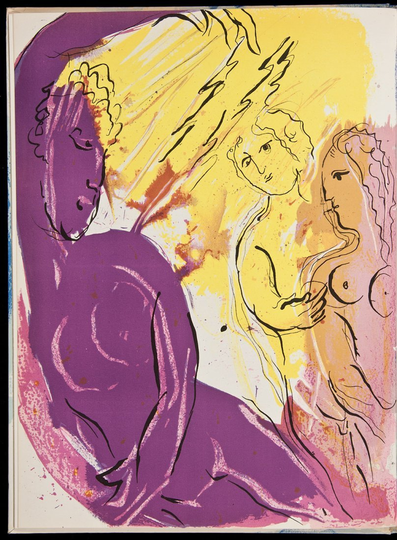 30: Chagall's Illustrations for the Bible in Verve