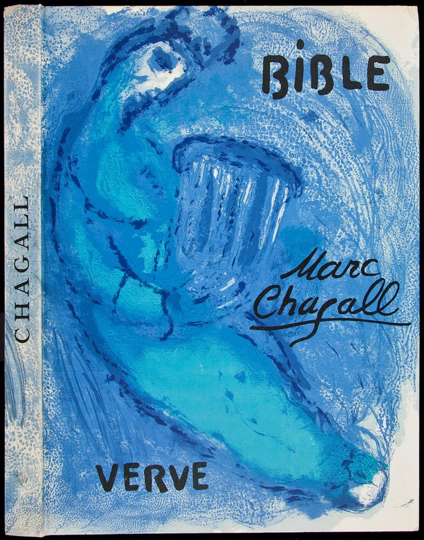 30: Chagall's Illustrations for the Bible in Verve - 2