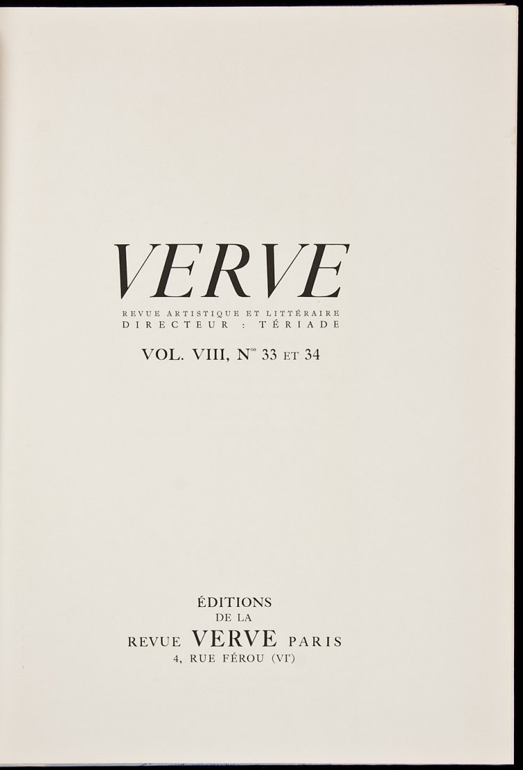 30: Chagall's Illustrations for the Bible in Verve - 3