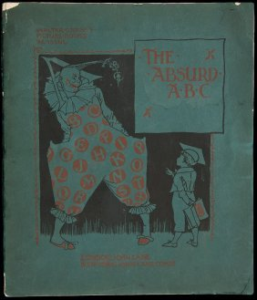 Absurd ABC By Walter Crane