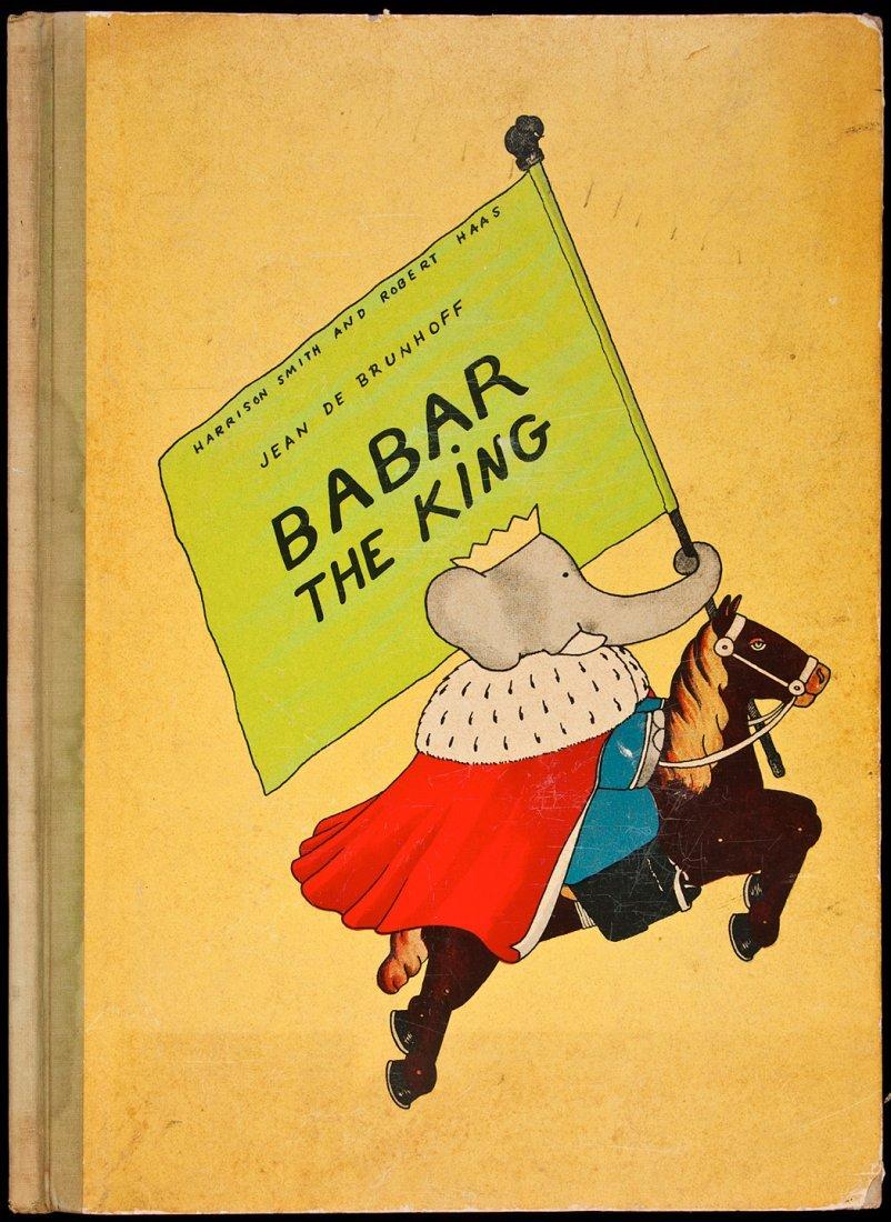 51: Jean de Brunhoff Babar the King