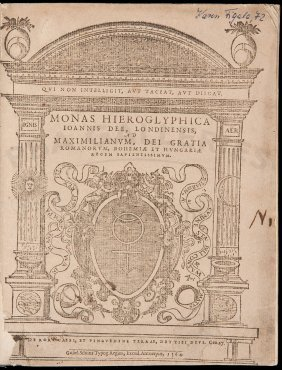 John Dee's Monas Hieroglyphica 1564