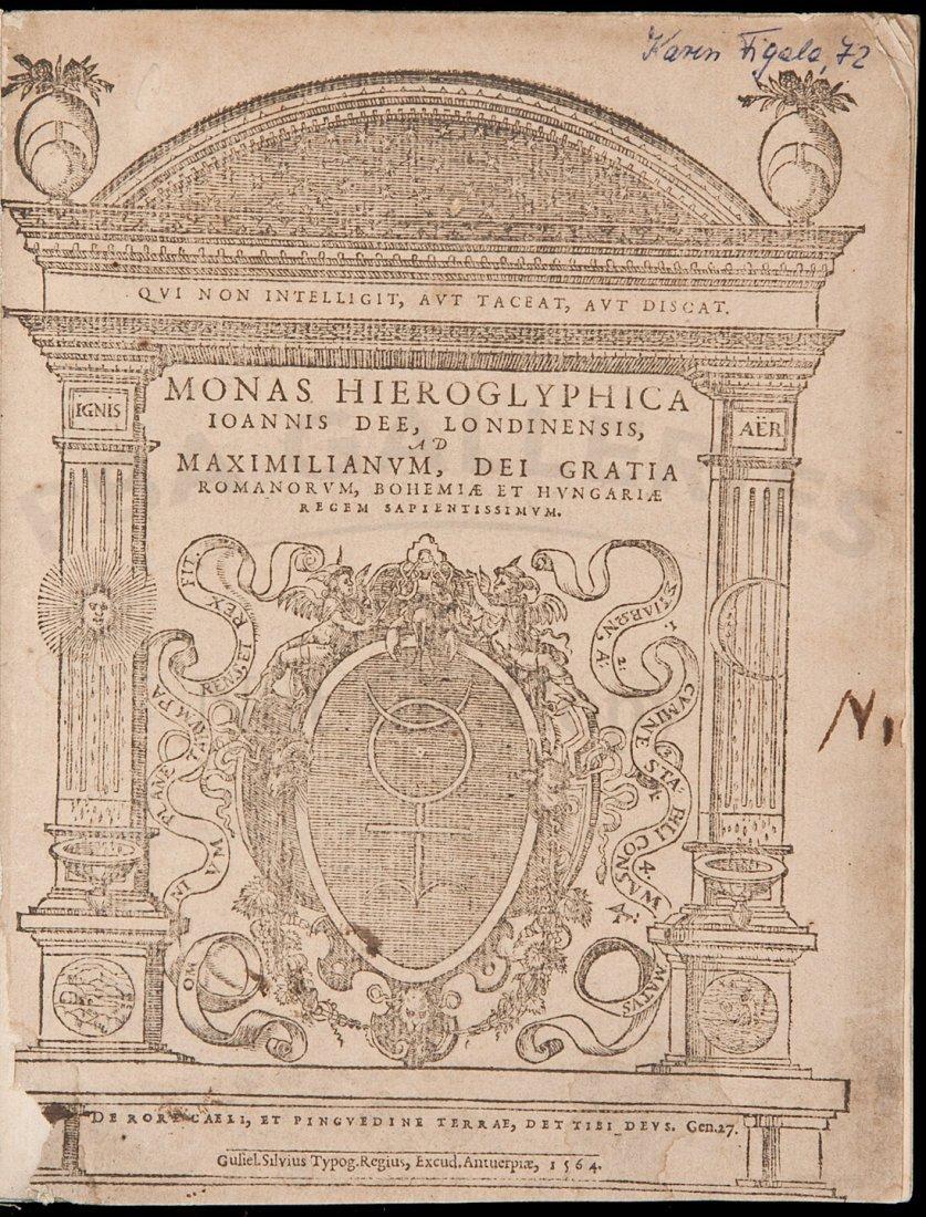 53: John Dee's Monas Hieroglyphica 1564