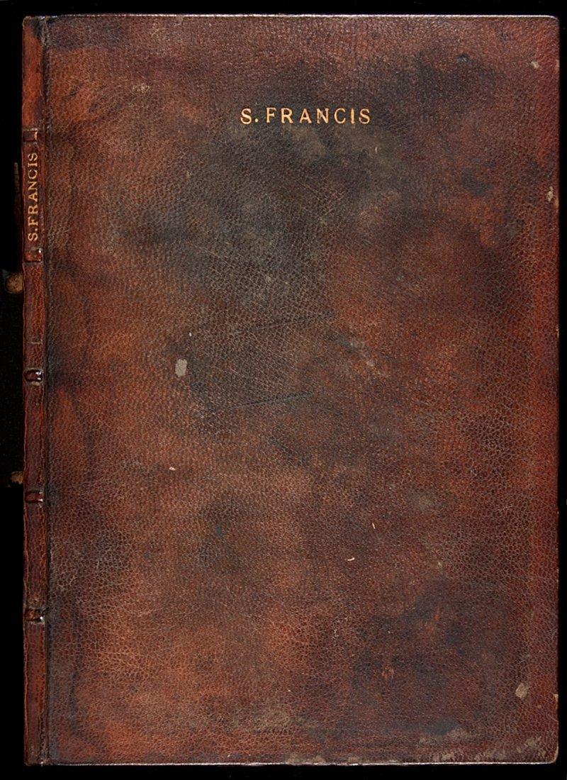 54: St. Francis Laudes Creaturarum Doves Press