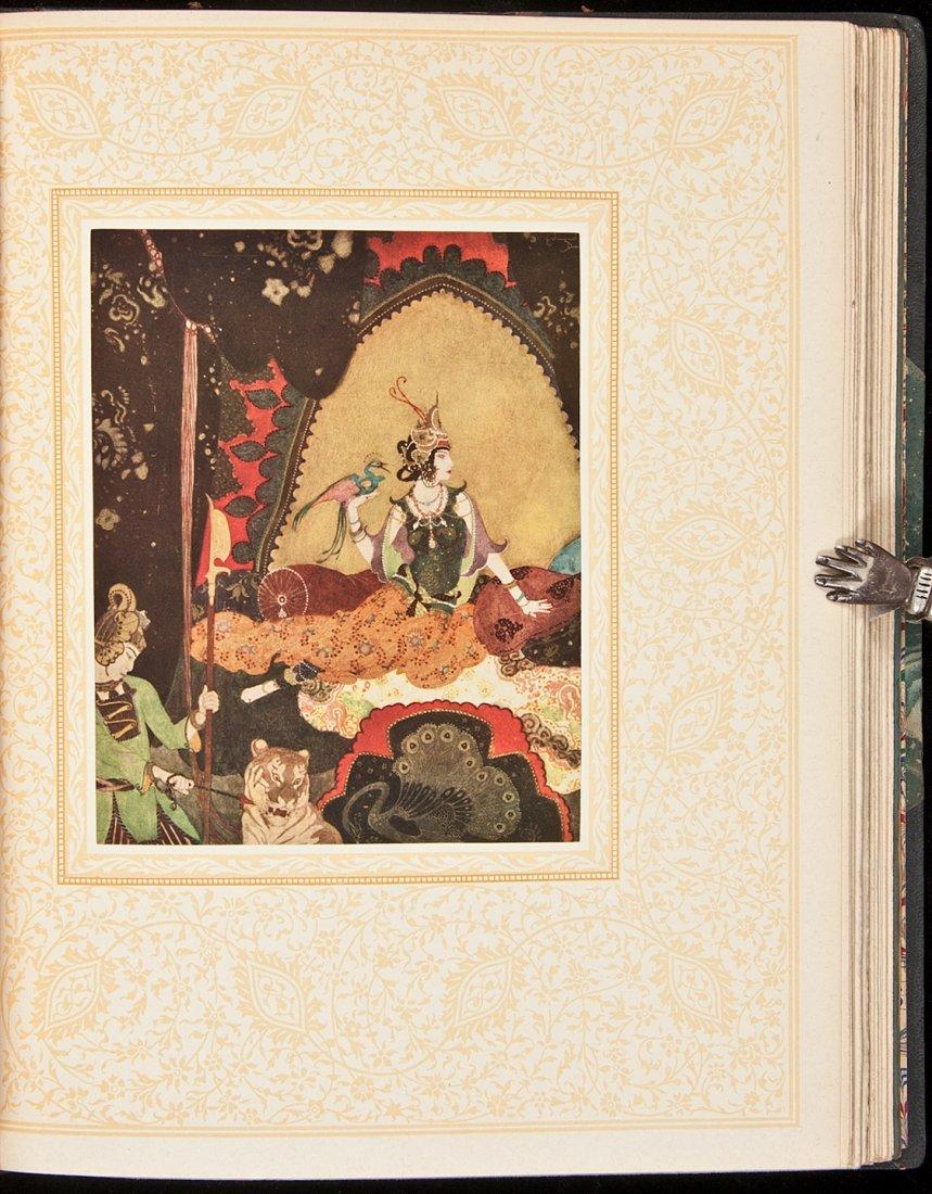 57: Sindbad le Marin Illustrations by