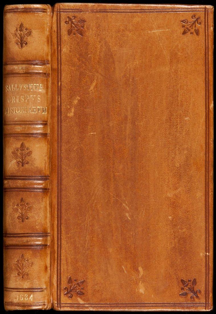 58: Elzevir Sallustius 1634
