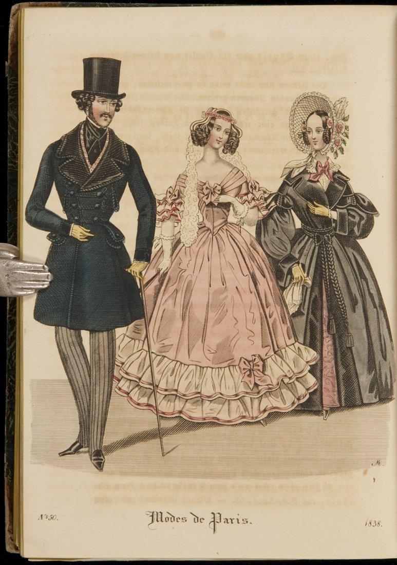 67: Journal Des Dames et Des Modes 360 Color Plates