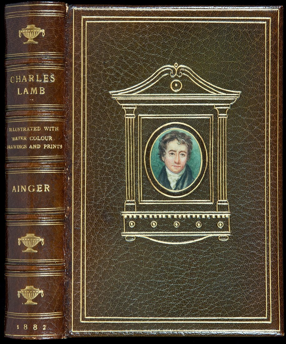 69: Finely bound by Cedric Chivers