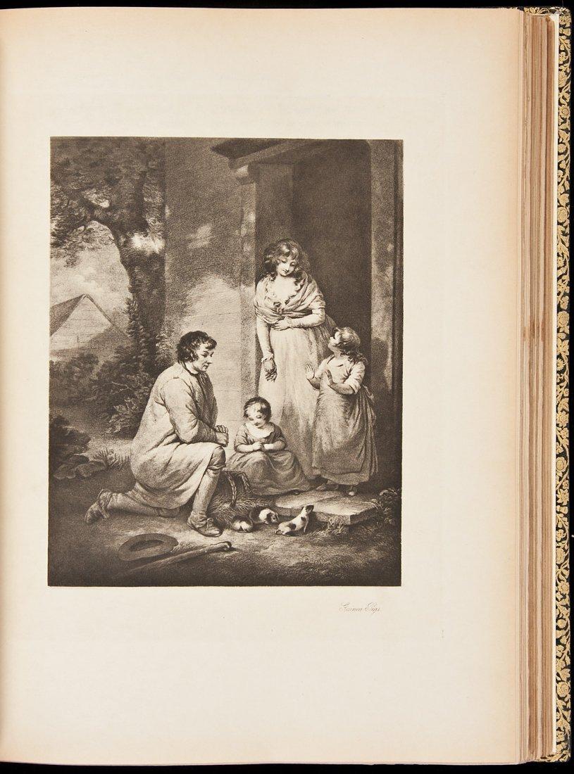 72: Life of George Morland Sangorski & Sutcliffe Bind