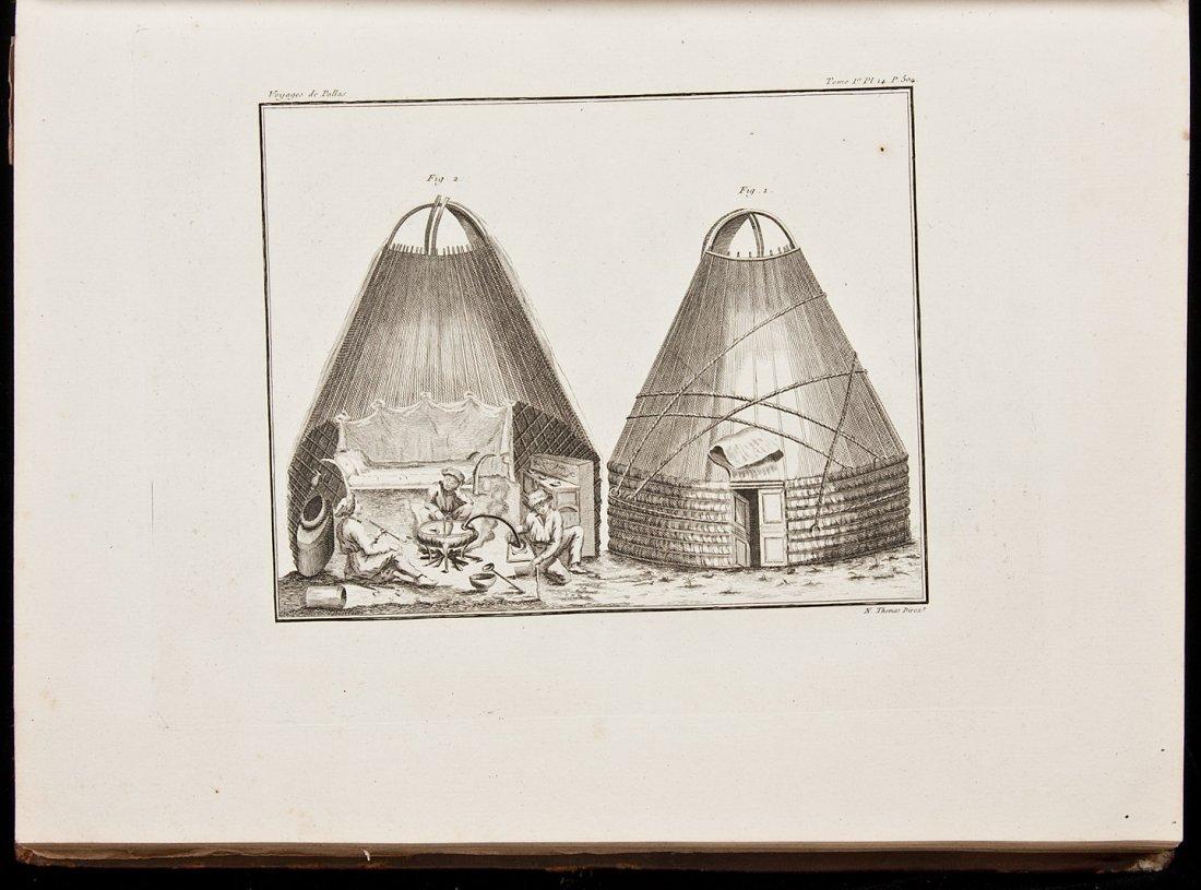 151: Voyages de M.P.S. Pallas in Russia 1789-93