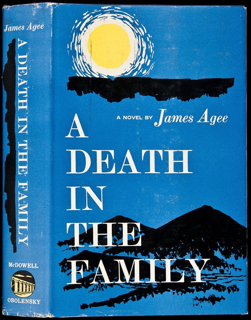 4: James Agee, A Death in the Family 1st Ed. in dj