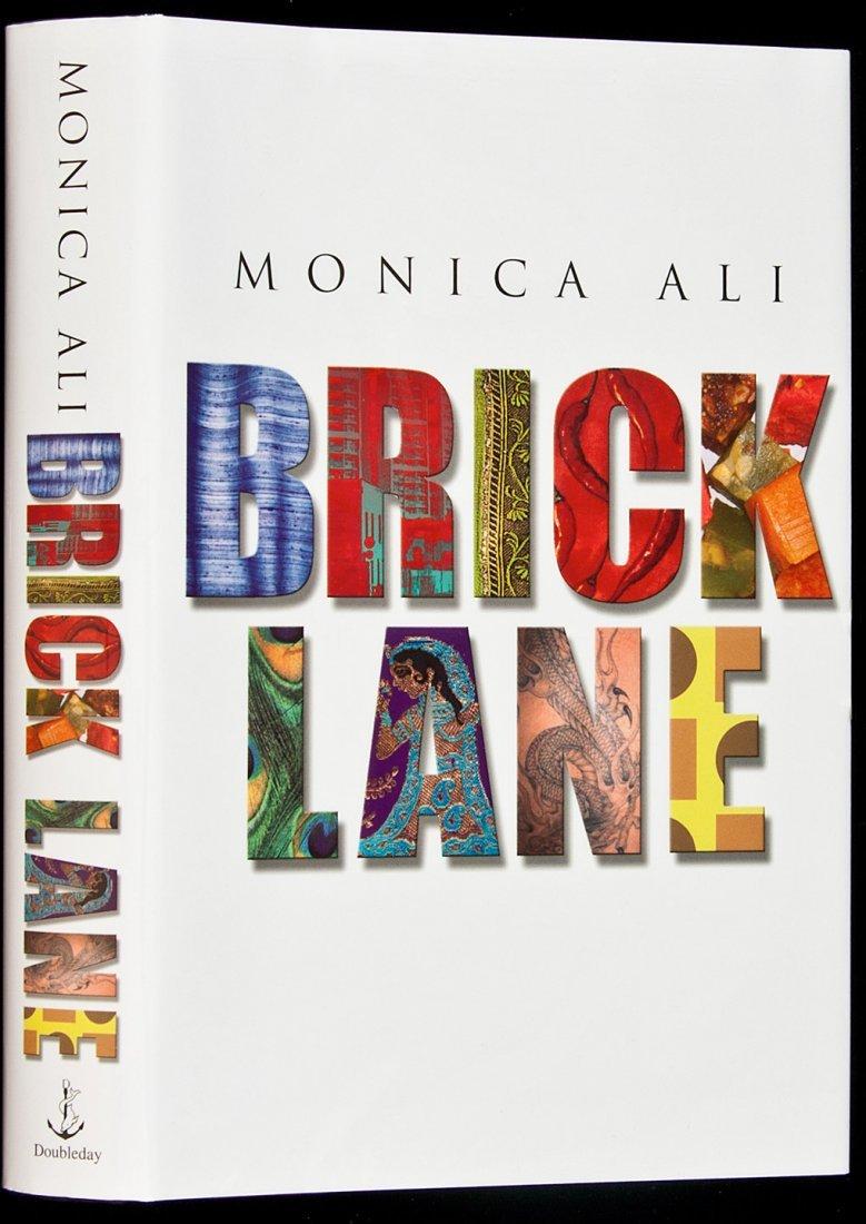 6: Monica Ali 1st book Brick Lane signed
