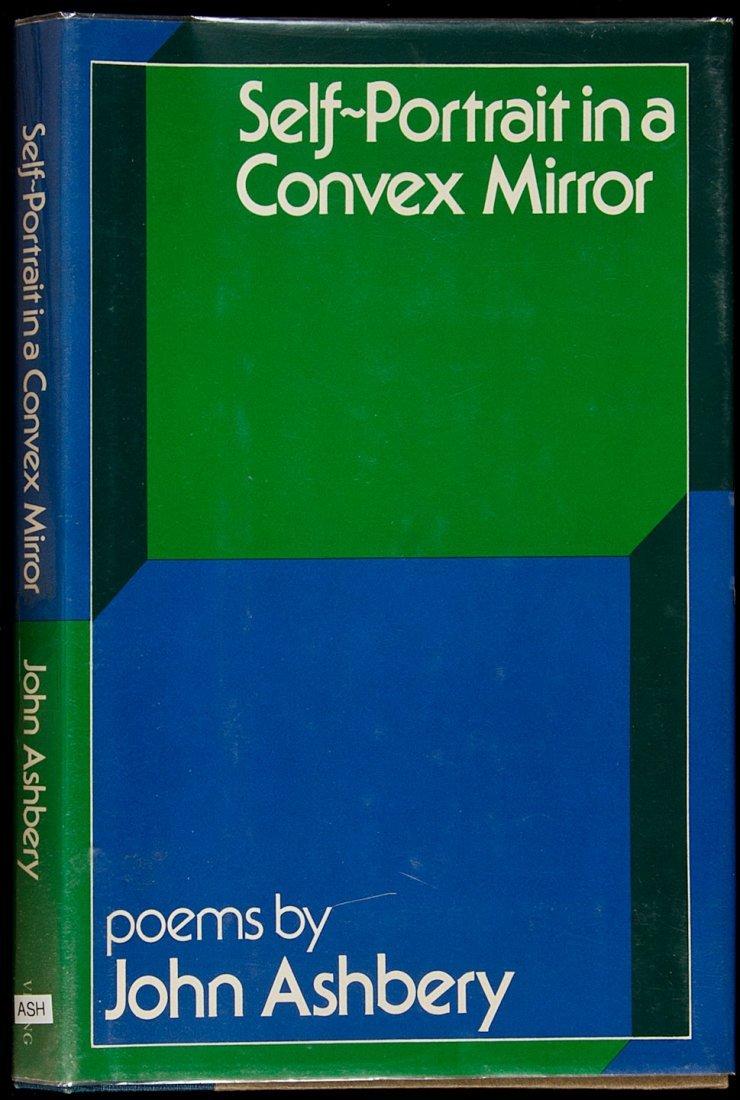 12: Self-Portrait in a Convex Mirror