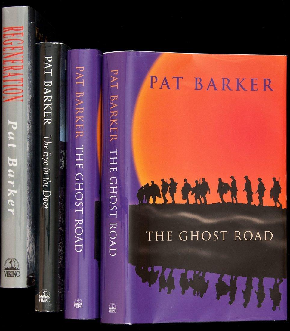 17: Pat Barker Regeneration Trilogy 2 signed