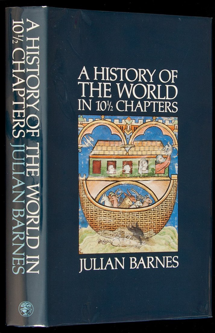 20: History of the World in 10½ Chapters signed