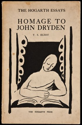 T.S. Eliot Homage To John Dryden 1924